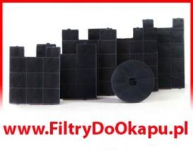 filtr węglowy do FRANKE FTC6032 komplet 2 sztuki