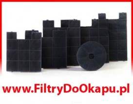 filtr węglowy do Mastercook SNELLA, SNELLA PLUS, INCA komplet 2 sztuk