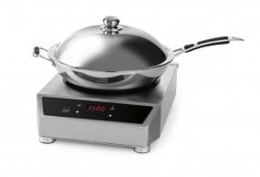 Kuchenka indukcyjna + patelnia wok 3100 W Hendi H239681