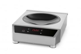 Wok indukcyjny kuchenka Hendi 3100 W H239766