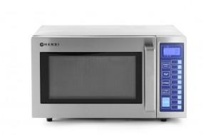 kuchenka mikrofalowa 25L elektroniczne sterowanie programy Hendi H281406