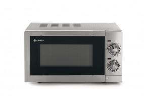 Kuchenka mikrofalowa z funkcją grilla 1800W 18 litrów Hendi H281703