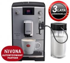 Ekspres do kawy NIVONA 670 Silver Line