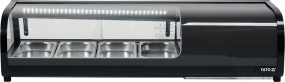 Nadstawa chłodnicza Yato + 4 pojemniki GN 1/3 YG-05000